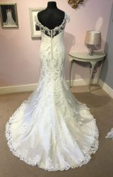 Justin Alexander | Wedding Dress | Fit to Flare | W353L
