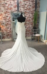 San Patrick | Wedding Dress | Fit to Flare | CA6G