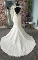 Pronovias | Wedding Dress | Fit to Flare | CA1G