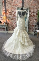 Ian Stuart | Wedding Dress | Fishtail | CA9G