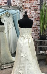 Mark Lesley | Wedding Dress | Aline | CA7G