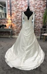 Justin Alexander | Wedding Dress | Aline | CA21G