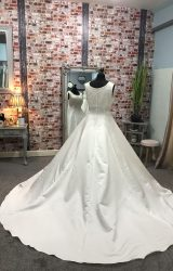 Romantica | Wedding Dress | Aline | CA26G