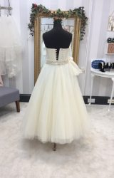 Stephanie Allin | Wedding Dress | Tea Length | WF89