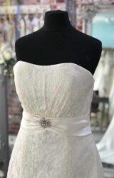 Mark Lesley   Wedding Dress   Aline   CA7G