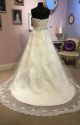 Augusta Jones | Wedding Dress | Aline | W369L
