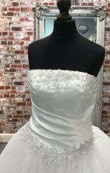 Morilee | Wedding Dress | Aline | CA38G