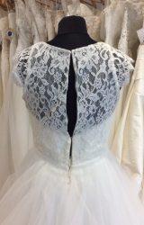 Hayley Paige   Wedding Dress   Aline   L305C