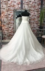 Madeline Isaac James | Wedding Dress | Aline | CA46