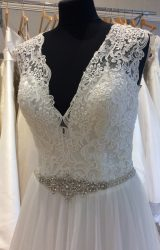 Allure | Wedding Dress | Aline | L302C