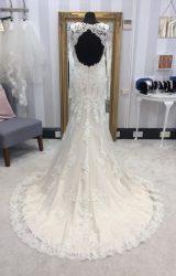 Enzoani | Wedding Dress | Fit to Flare | WF91H
