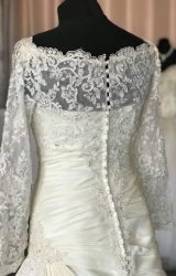 Veromia | Wedding Dress | Aline | B186M