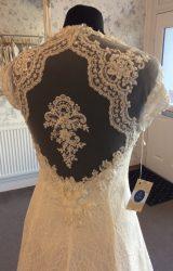 Terry Fox | Wedding Dress | Aline | B173