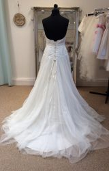 Enzoani | Wedding Dress | Aline | LE149M