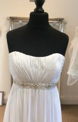 Morilee | Wedding Dress | Column | LE151M