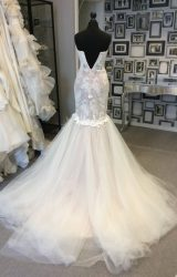 Anna Georgina | Wedding Dress | Fishtail | H204