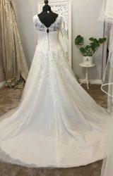 Justin Alexander | Wedding Dress | Aline | Y28E