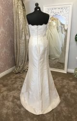 Madeline Isaac James | Wedding Dress | Fit to Flare | Y46