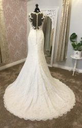 Ronald Joyce | Wedding Dress | Fit to Flare | Y18E