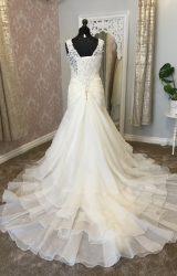 Sophia Tolli | Wedding Dress | Drop Waist | Y7E