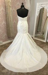 Ellis Bridal | Wedding Dress | Drop Waist | Y8E