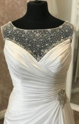 Maggie Sottero | Wedding Dress | Aline | Y41E