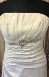 Hilary Morgan   Wedding Dress   Aline   C134JL