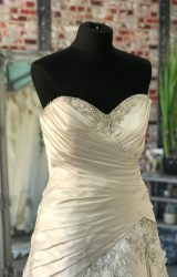 Morilee   Wedding Dress   Aline   CA54G