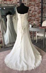 Amanda Wyatt   Wedding Dress   Aline   CA56G