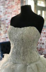 Demetrios | Wedding Dress | Aline | CA57G