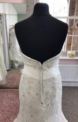 Morilee   Wedding Dress   Fishtail   D804K