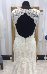 Enzoani | Wedding Dress | Fit to Flare | WF91H