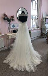 Ellis Bridal | Wedding Dress | Aline | D834K