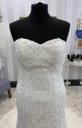 Justin Alexander   Wedding Dress   Fit to Flare   WF102H