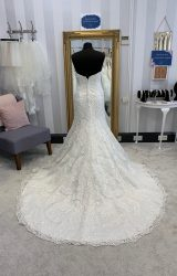 Justin Alexander | Wedding Dress | Fit to Flare | WF102H
