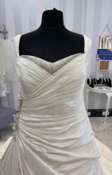 Veromia | Wedding Dress | Drop Waist | WF101H