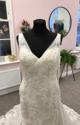 Sophia Tolli | Wedding Dress | Fishtail | D831K