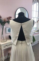Madeline Isaac James   Wedding Dress Separates   D700/D701