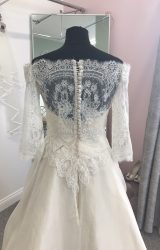 Terry Fox | Wedding Dress | Aline | D597