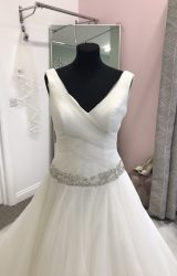 Justin Alexander | Wedding Dress | Aline | D856K