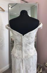 Mark Lesley | Wedding Dress | Fishtail | D790K