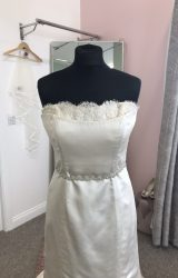 Ritva Westenius | Wedding Dress | Fit to Flare | D535K