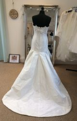 Charlotte Balbier   Wedding Dress   Fishtail   LE152M