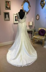 Kate Walker | Wedding Dress | Fit to Flare | W397L