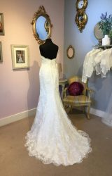 Maggie Sottero | Wedding Dress | Fit to Flare | W412L