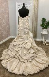 Ian Stuart | Wedding Dress | Fishtail | Y47