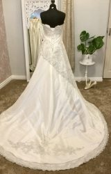 Maggie Sottero | Wedding Dress | Aline | Y10E