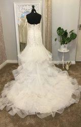 Justin Alexander | Wedding Dress | Fishtail | Y29E