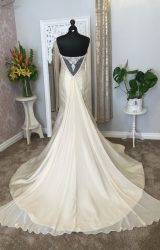 Morilee | Wedding Dress | Fit to Flare | Y35E