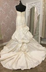 Justin Alexander | Wedding Dress | Fishtail | Y39E